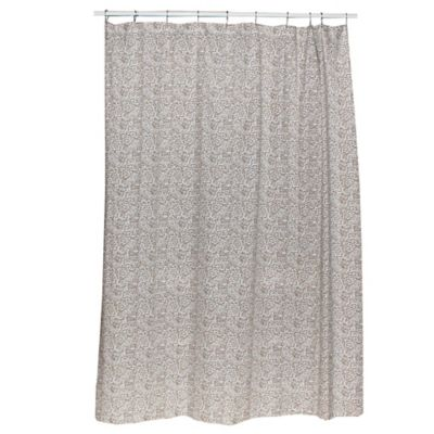 Park B Smith Glorian Linen Shower Curtains