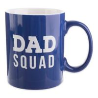"Formations ""Dad Squad"" Coffee Mug in Blue"