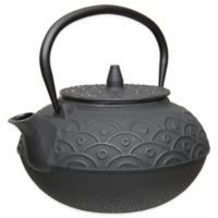 BergHOFF® Studio 1.5 qt. Cast Iron Tea Pot in Black