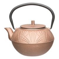 BergHOFF® 1.06 qt. Cast Iron Tea Pot in Gold