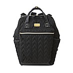carter's® Mini-Convertible Backpack Diaper Bag in Black