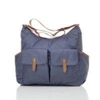 Babymel™ Frankie Dot Diaper Bag in Navy