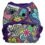 Best Bottom Cloth Diaper Cover Shell in Oasis