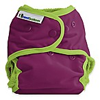 Best Bottom Cloth Diaper Cover Shell in Plum Pie