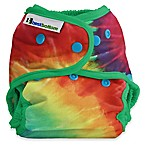 Best Bottom Cloth Diaper Cover Shell in Totally Tie Dye