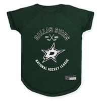 NHL Dallas Stars Large Pet T-Shirt