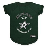 NHL Dallas Stars Small Pet T-Shirt