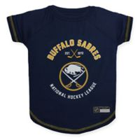 NHL Buffalo Sabres Medium Pet T-Shirt