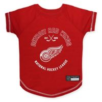 NHL Detroit Red Wings Small Pet T-Shirt