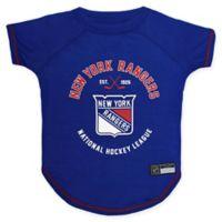 NHL New York Rangers Medium Pet T-Shirt