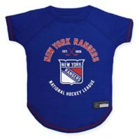 NHL New York Rangers Small Pet T-Shirt