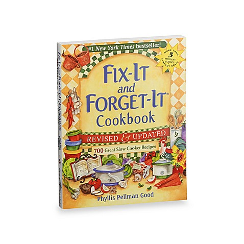Fix-It and Forget-It® Cookbook Revised and Updated