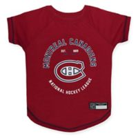 NHL Montreal Canadiens Large Pet T-Shirt
