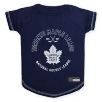NHL Toronto Maple Leafs Large Pet T-Shirt