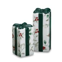 Pfaltzgraff® Winterberry Package Salt and Pepper Shakers