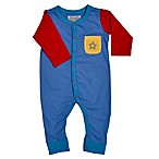 Coyote and Co. Size 6-9M Color Block Romper