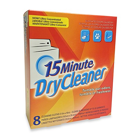 15 Minute Dry Cleaner™
