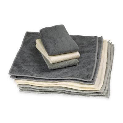 product image for The Original™ Microfiber Cleaning Towels in 10 Pack