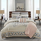 INK+IVY Sky Full/Queen Comforter Set in Blush Pink