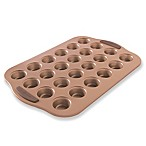 Nordic Ware® Copper 24-Cup Mini Muffin Pan