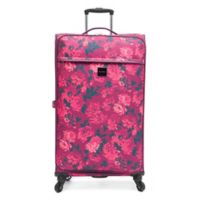 Isaac Mizrahi Irwin II 24-Inch 4-Wheel Spinner in Berry