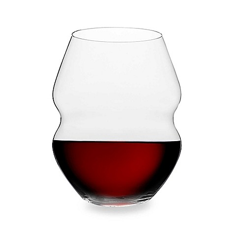 Riedel® Swirl 20 1/2-Ounce Stemless Red Wine Glasses (Set of 2)