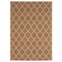 Balta Home Oxford 7'10 x 10'Indoor/Outdoor Rug in Grain