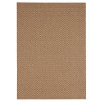 Balta Home Erma 5'3 x 7'4 Indoor/Outdoor Area Rug in Brown