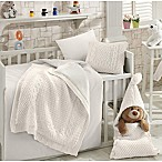 Nipperland® Natural 6-Piece Crib Bedding Set in Cream