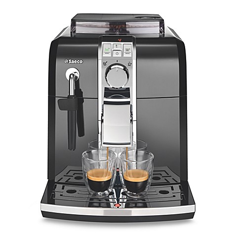 Saeco Focus 104342 Automatic Espresso Machine Bed Bath
