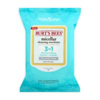 Burt's Bees® 30-Count 3-in-1 Micellar Cleansing Towelettes