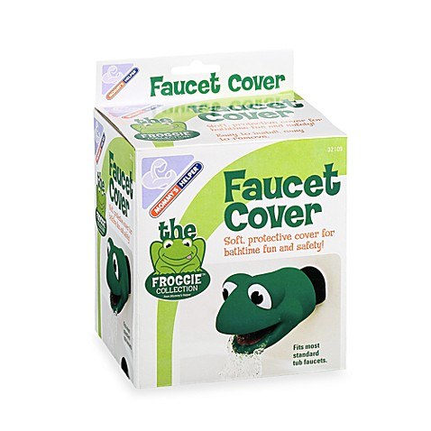 Mommy's Helper™ Froggie Faucet Cover