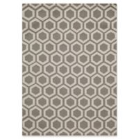 Momeni Heavenly 7'6 x 9'6 Area Rug in Taupe