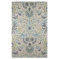 Momeni Newport 2' x 3' Accent Rug in Blue