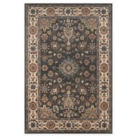 Momeni Tudor Tufted 2' x 3' Accent Rug in Grey