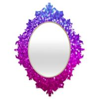 Deny Designs Lisa Argryopoulos New Galaxy Medium Baroque Mirror