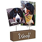 "Malden® ""Woof"" Photo Clip"