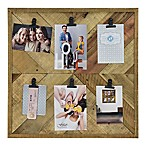 Brewster Home Fashions Briton 6 Photo Clip Frame