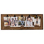 Brewster Home Fashions Ballis 5 Photo Clip Frame