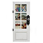 Brewster Hardy Door 6-Opening Picture Frame