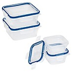 Snapware® 8-Piece Food Storage Container Set in Blue