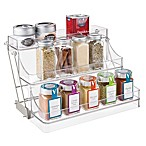 InterDesign® Cabinet Binz™ Easy-Reach Spice Rack