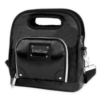 Bebe Coco Reusable Insulated Lunch Bag in Black