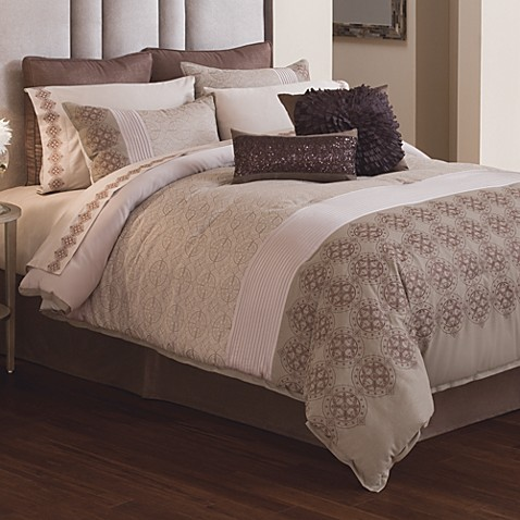 Nicole Miller 174 Piazza Comforter Set Bed Bath Amp Beyond