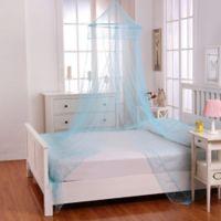 Casablanca Kids Galaxy Bed Canopy in Blue