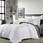 City Scene Courtney King Duvet Cover Set in White