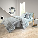 Equip Your Space 6-Piece Alexa Reversible Twin XL Comforter Set in Grey