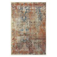 Oriental Weavers Pasha 5'3 x 7'6 Area Rug in Beige