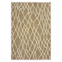 Oriental Weavers Verona 6'7 x 9'6 Area Rug in Taupe