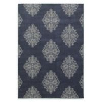 Oriental Weavers Pasha 3'10 x 5'5 Area Rug in Blue